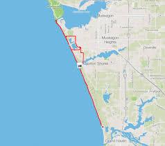 Grand Haven Map Life On The Bike With M Attacker Lake Michigan Beach Fat Bike Riding