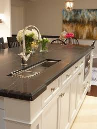 kitchen island prep sink houzz