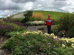 Botanical Gardens Wales The National Botanic Garden Of Wales Carmarthenshire July 2015