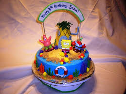 happy happy birthday happy birthday cake spongebob u2014 wow pictures