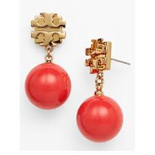 Tory Burch Beaded Chandelier Earring 8 Statement Earrings To Dress Up Any Fashion