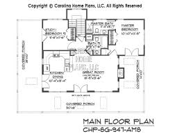 2 story house plans open below homes zone