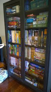 Board Game Storage Cabinet Show Me Your Game Shelf Boardgamegeek Boardgamegeek
