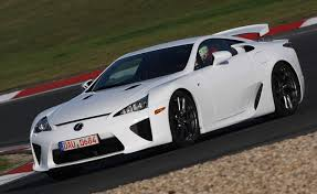 buy a lexus lfa you can still buy a brand never driven lexus lfa autoafterworld