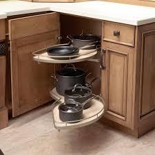 organization ideas for corner kitchen cabinets kitchen