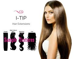 Keratin Tipped Hair Extensions by I Tip Hair Extensions Le Tress Chic Human Hair Extensions