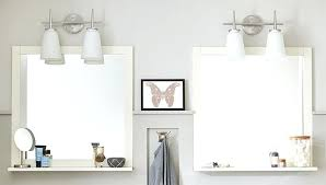 large bathroom mirror with shelf diy bathroom mirror why spend more decorative trim on bathroom