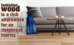 Budget Laminate Flooring Unique And Cheap Flooring Ideas That U0027ll Go Easy On Your Pocket