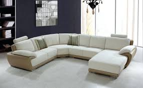 Small Loveseat With Chaise Modern Leather Furniture Miami Sectional Sofas Atlanta For Small