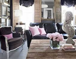 Home Decor Black And White 20 Modern Ideas Bringing Black Color Into Country Style Decor
