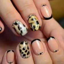 leopard nails big gallery of designs bestartnails com
