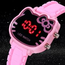 aliexpress buy baby clock cat kitty watches gril