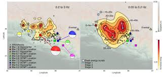 Ucsd Maps New Research Maps Out Trajectory Of April 2015 Earthquake In Nepal