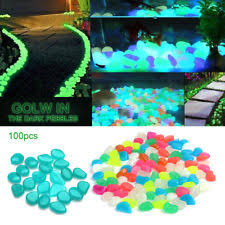 Glow In The Dark Home Decor Glow Stones Ebay