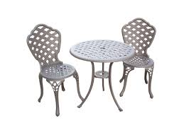 Patio Furniture Walmart Canada - henryka 3 piece bistro set walmart canada