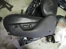 jeep grand cherokee wj power seat to manual conversion album on