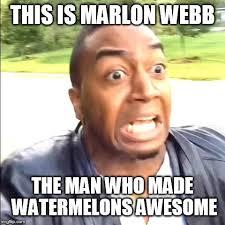 Meme Poster Maker - marlon webb poster imgflip