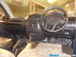 suzuki pickup interior mahindra imperio pickup launched priced at rs 6 25 lakhs live