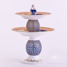 tier stand cake stand 2 tier miramare herend experts