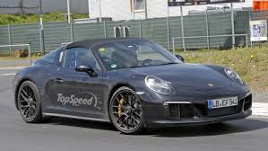 porsche targa 2017 2017 porsche 991 2 carrera gts targa review gallery top speed