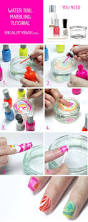top 10 water marble nail art design tutorials pictures for 2017