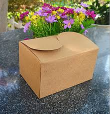 cheapest place to buy wrapping paper small kraft gift box party box paper cookies packing box