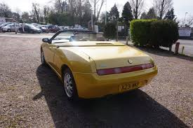 alfa romeo spider 2000 sold 2756 00 south western vehicle