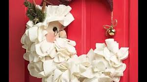 awesome christmas door decorations ideas youtube