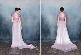 lilac dresses for weddings ophelia beautiful lilac lace wedding dress from emily riggs