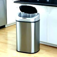 trash cans for kitchen cabinets interior design for kitchen cabinet trash can the best small cans