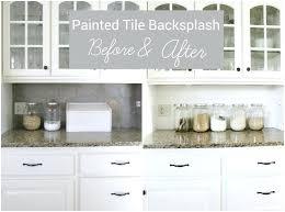 how to paint kitchen tile backsplash painting tile backsplash painting tile can you painted