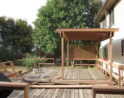 Building A Hip Roof Patio Cover by Roof Build Roof Over Deck Noticeable Build Hip Roof Over Deck