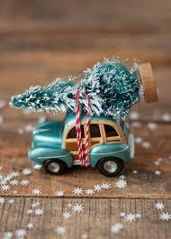 Christmas Vehicle Decorations 25 Unique Diy Christmas Village Accessories Ideas On Pinterest