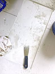 how to replace a porcelain floor tile u2013 the ugly duckling house