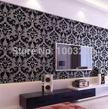 wall paper home decor aliexpress buy desktop wallpaper damask