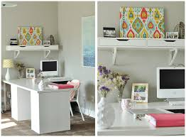 100 white josephine desk 44 awesome accent wall ideas for