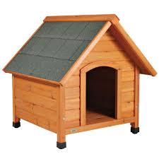 pet zone 32 in x 45 in x 32 5 in tuff n rugged dog house 43904