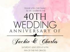30th wedding anniversary party ideas wedding anniversary party invitations archives anniversary ideas