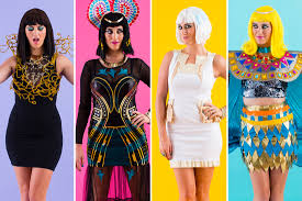 Katy Perry Costume The 4 Best Music Inspired Halloween Costumes