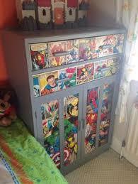 Comic Book Room Decor Diy Super Hero Kids Bedroom Room Bedrooms And Room Ideas
