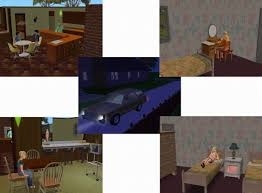Floor Plan Of The Brady Bunch House Mod The Sims Brady Bunch Tv House