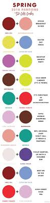 colors of spring 2017 pantone spring 2017 color trends report erika firm color palettes