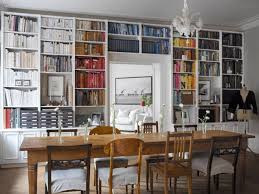 bookshelves in dining room dining room bookshelves home decorating ideas improvement cleaning