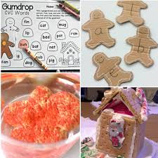 25 engaging gingerbread activities for kids the kindergarten