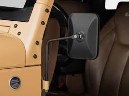 jeep wrangler mirrors 2007 2018 jeep wrangler mirrors relocation kits extremeterrain