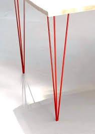 pied de bureau pied table basse bois pied de table basse design pied pour table