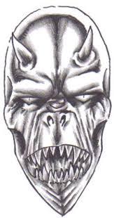 amazing skull stencil tattooshunt com