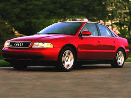 1996 audi a4 overview cars