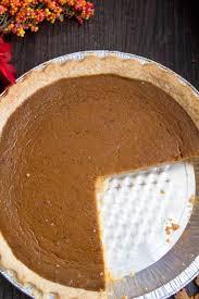 easy pumpkin pie recipe queenslee appé