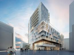 richard meier to design new mixed use project in hamburg u0027s